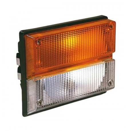 Lampa przednia SAME, lewe/prawe (2.8019.400.0)