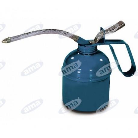 Olejarka z metalową elastyczna rurką 500 ml