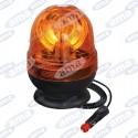 Lampa ostrzegawcza 12V - 55W na magnes
