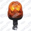 Lampa ostrzegawcza 12V-55W z elastycznym uchwytem