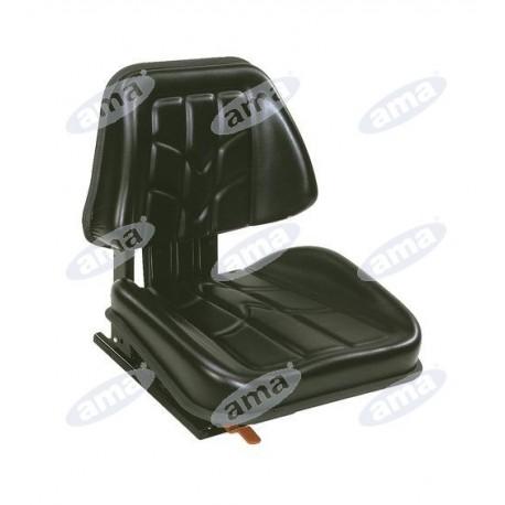 Fotel z amortyzacją mechaniczną AMA SEAT
