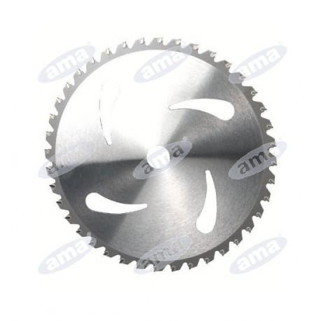 Tarcza tnąca TUNGSTENO 2x25,4x255 mm, MADE IN JAPAN