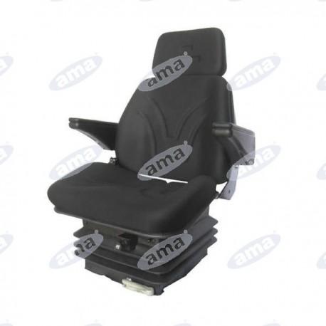 Fotel z amortyzacją pneumatyczną z funkcją pływającą AMA SEAT