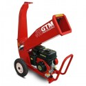 Rozdrabniacz do gałęzi GTM, 9KM - 80mm, MITSUBISHI