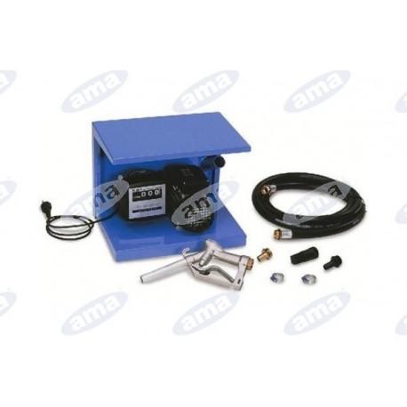 Zestaw do przepompowywania paliwa 220V/56L/min.