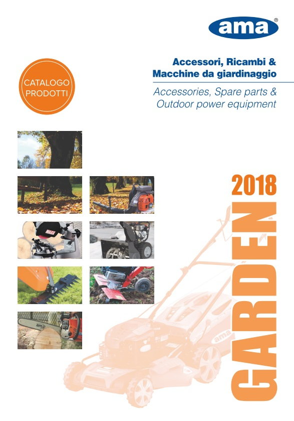 Katalog AMA garden 2018
