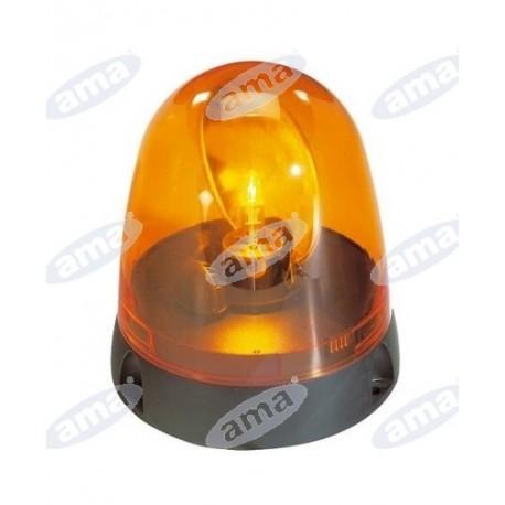 Lampa ostrzegawcza 12V mocowana na śruby