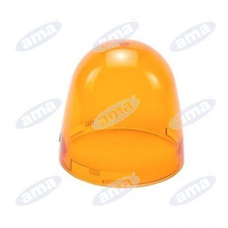 Osłona lampy ostrzegawczej, pomarańczowa - seria FLEX