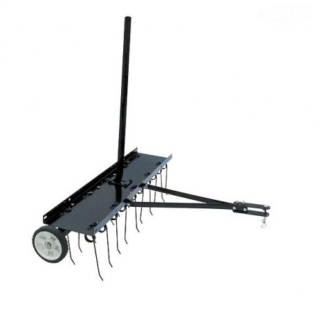 Skaryfikator sprężynowy 102cm do trawnika