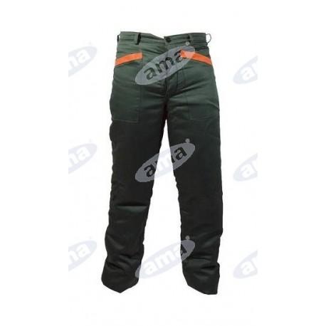 Spodnie pilarza, profesjonalne, rozmiar XL