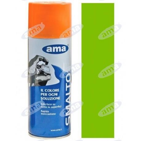 Farba w sprayu zielona RAL John Deere, 400ml