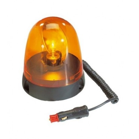 Lampa ostrzegawcza 24V na magnes