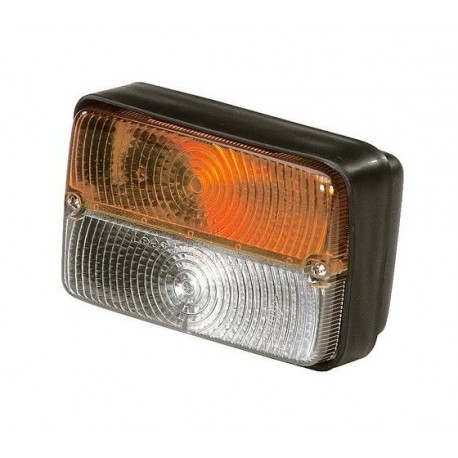 Lampa przednia, lewa/prawa 12V