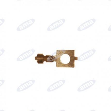Łącznik kabla z otworem 6mm
