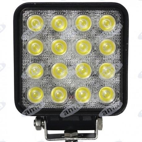 Światło robocze LED 10-30V, 48W 3200lm IP67
