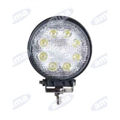 Światło robocze LED 10-30V 24W 1440lm
