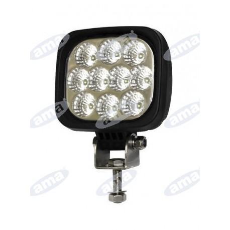 Światło robocze LED 9-32V, 30W 2000lm IP68