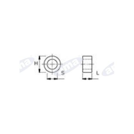 Tulejka redukcyjna bijaka z 28 mm na 20,5 mm szerokość