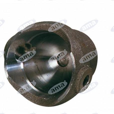 Zaczep miskowy wywrotu fi: 60mm