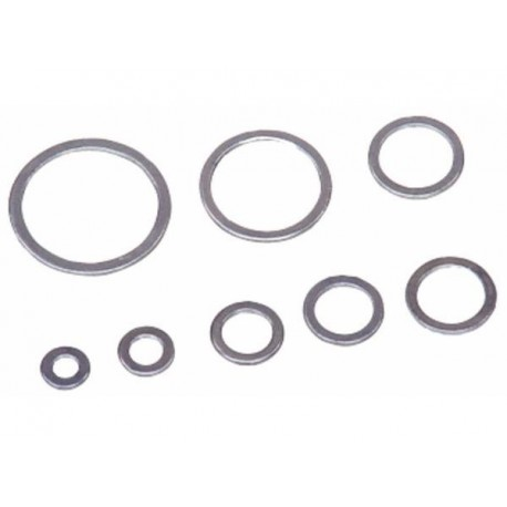 Podkładka aluminiowa M21x27x1,5 (1/2'')