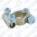 Klema mosiężna akumulatora - typ przemysłowy , 16-70 mm2