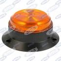 Lampa ostrzegawcza LED płaska 12-30V montowana na trzy śruby