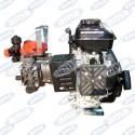 Pompa 2-membranowa wodna AR 252 2- z silnikiem spalinowym 4-suwowym o mocy 2,5 KM - VRI bez manometru, 25 l / min 20bar