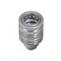 Szybkozłącze hydrauliczne FASTER 22x1,5 z gwintem zewnętrznym - żeńskie CNV