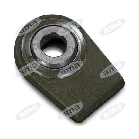 Końcówka do wspawania ramienia dolnego ciągnika 28,1 mm A12