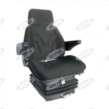 Fotel z amortyzacją mechaniczną AMA SEAT traktor 80-100HP